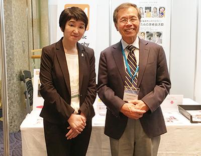 芦澤先生と会員