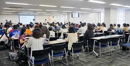 先天性筋強直性ジストロフィー親子のための勉強会 in 大阪